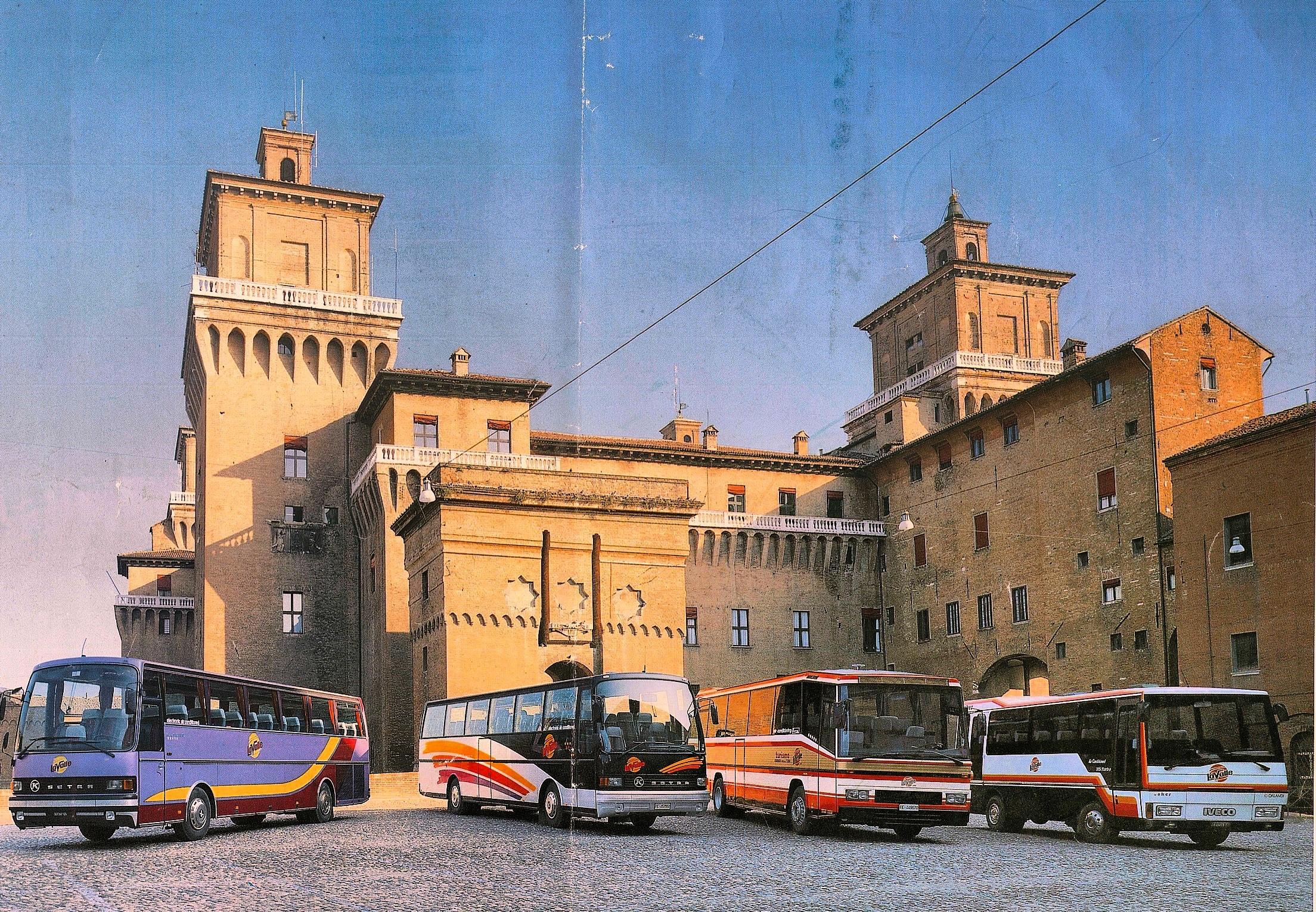 azienda bus storici