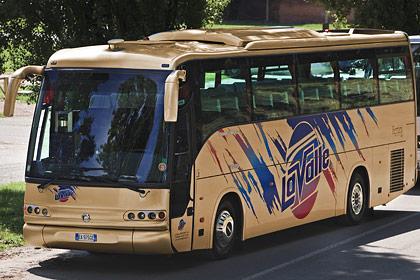 IRISBUS IVECO Domino HD esterno