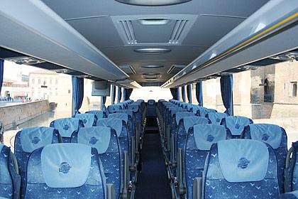 Mercedes Tourismo 3 Assi interno