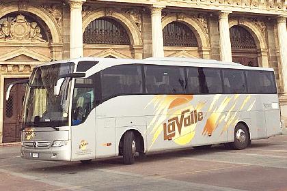 Mercedes Tourismo 53 esterno