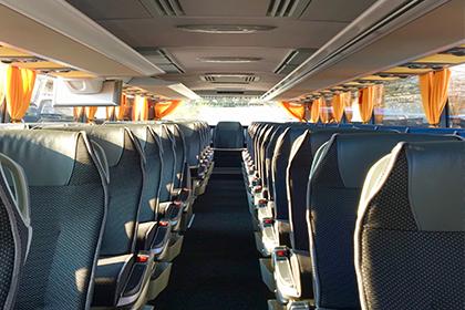 Mercedes Tourismo 53 interno