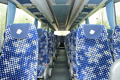 Mercedes Tourismo 51 interno